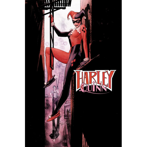 BATMAN: CURSE OF THE WHITE KNIGHT 7 VARIANT (VO) SEAN MURPHY DC BLACK LABEL