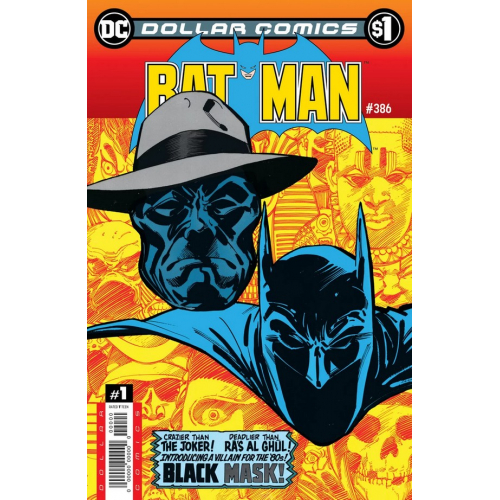 DOLLAR COMICS: BATMAN 386 (VO)