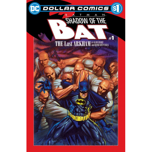 DOLLAR COMICS: BATMAN: SHADOW OF THE BAT 1(VO)