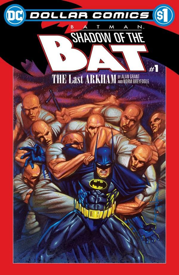 DOLLAR COMICS: BATMAN: SHADOW OF THE BAT 1(VO)