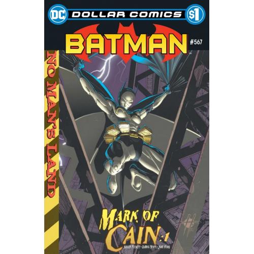 DOLLAR COMICS: BATMAN 567 (VO)