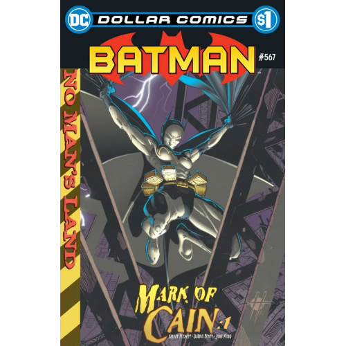 DOLLAR COMICS: BATMAN 567 (VO)