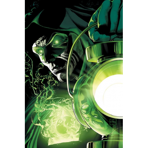 DOLLAR COMICS: GREEN LANTERN: REBIRTH 1 (VO)