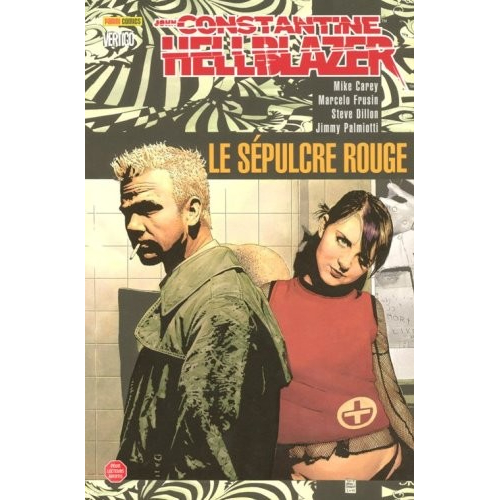 John Constantine / Hellblazer : Le Sepulcre Rouge (VF) occasion