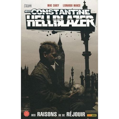 Hellblazer - John Constantine Tome 6 : Des raisons de se réjouir (VF) occasion
