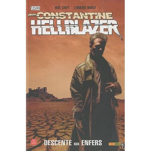 Hellblazer - John Constantine Tome 7 : Descente aux enfers (VF) occasion