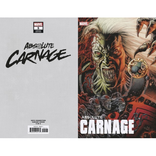 ABSOLUTE CARNAGE 5 (OF 5) HOTZ CONNECTING VAR (VO)