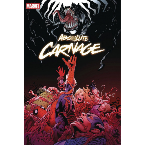 ABSOLUTE CARNAGE 5 (OF 5) LAND VAR (VO)