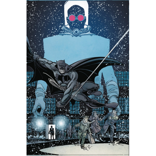BATMAN WHITE KNIGHT PRESENTS VON FREEZE 1 VAR ED (VO)
