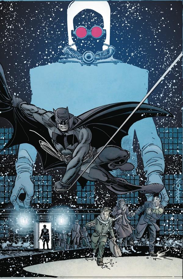 BATMAN WHITE KNIGHT PRESENTS VON FREEZE 1 VAR ED (VO)