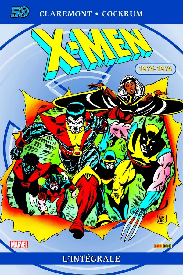 X-MEN INTEGRALE 1975 1976 (VF)