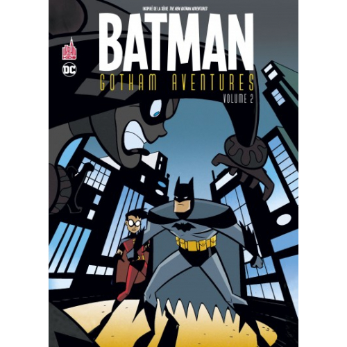 Batman Gotham Aventures Tome 2 (VF)