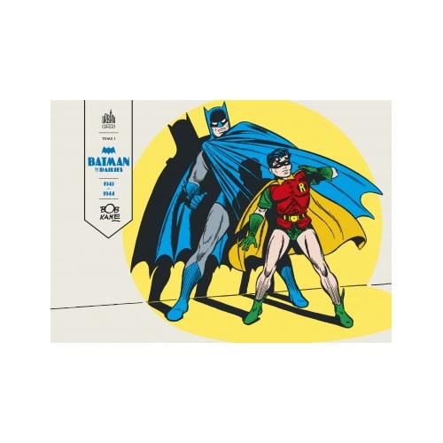 Batman The Dailies Tome 1 (VF)