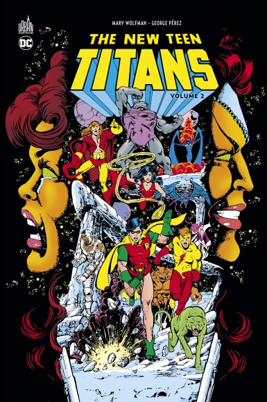 New Teen Titans Tome 2 (VF)