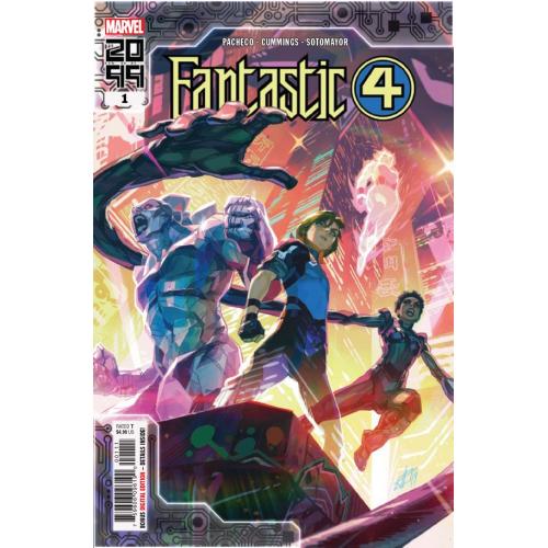 FANTASTIC FOUR 2099 1 (VO)