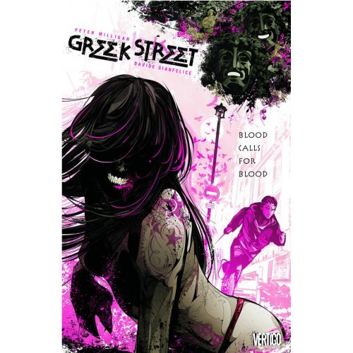 GREEK STREET TP VOL 01 BLOOD CALLS FOR BLOOD (VO) occasion