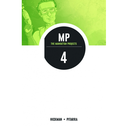 MANHATTAN PROJECTS TP VOL 04 FOUR DISCIPLINES (VO) occasion