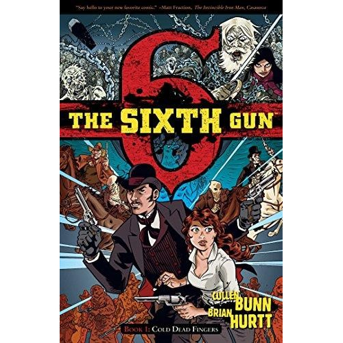 The Sixth Gun Volume 1 TP (VO) occasion