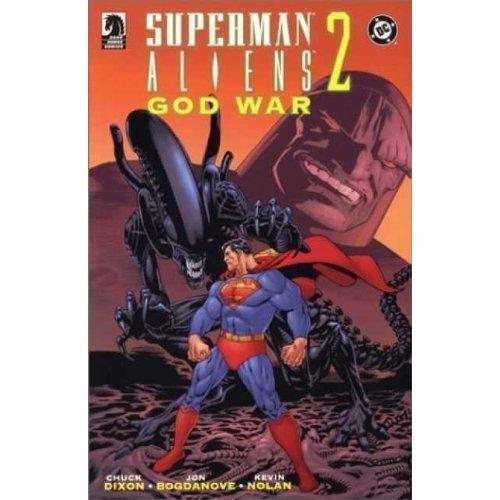 Superman/Aliens II: God War (VO)