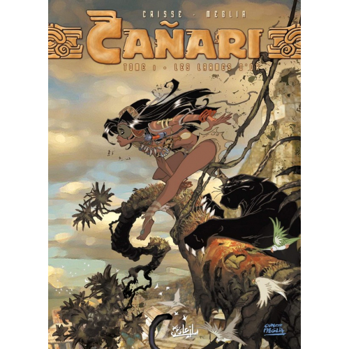 Canari Tome 1 : Les larmes d'or (VF) occasion