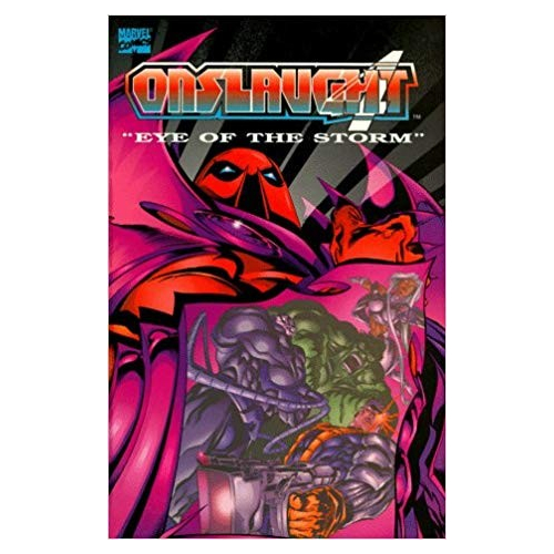 Onslaught Volume 4: Eye of the storm (VO) occasion