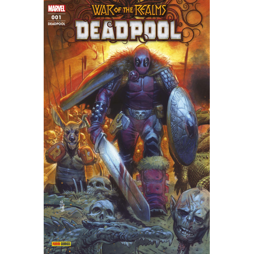 DEADPOOL 1 (VF)