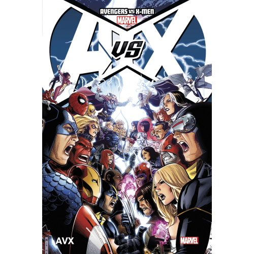 Avengers Vs X-Men (VF)