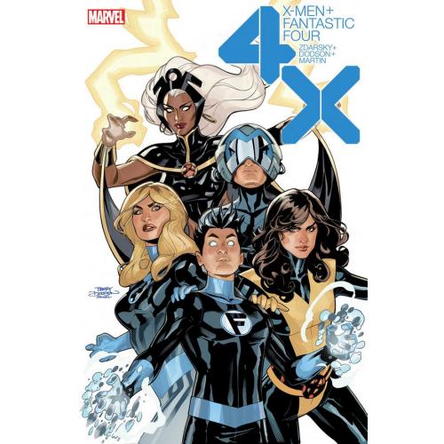 X-MEN / FANTASTIC FOUR 1 (VO)