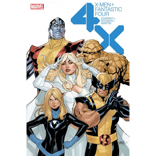 X-MEN / FANTASTIC FOUR 2 (VO)