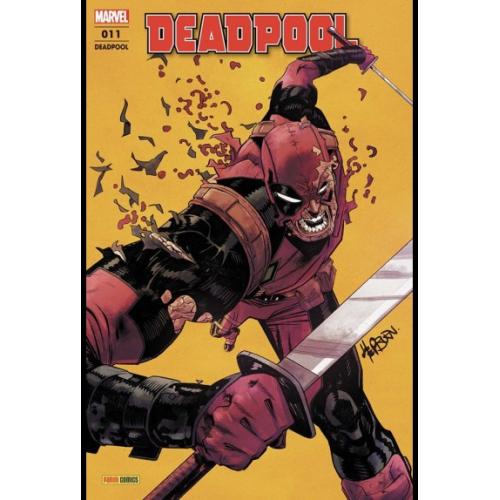 DEADPOOL 11 FRESH START (VF)