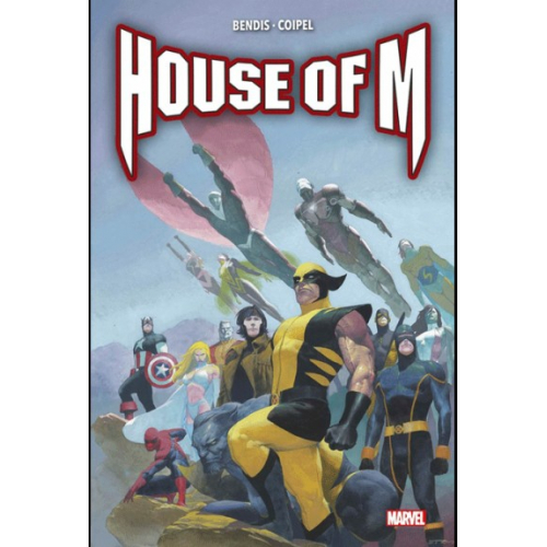 HOUSE OF M (VF)