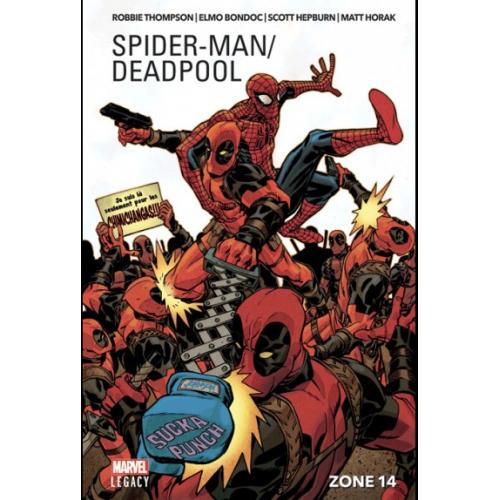 MARVEL LEGACY : SPIDER-MAN/DEADPOOL T02 (VF)