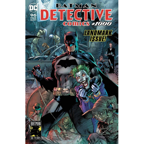 DETECTIVE COMICS 1000 signé par TOM KING (VO)