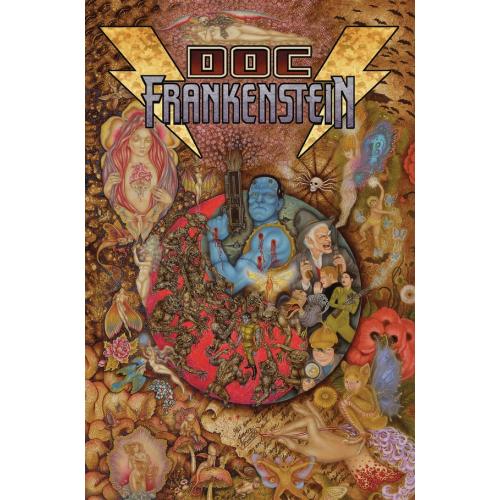 DOC FRANKENSTEIN POST MODERN PROMETHEUS HC (VO)