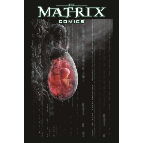 MATRIX COMICS 20TH ANN DLX ED HC POD CVR (VO)