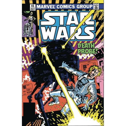 STAR WARS DEATH PROBE 1 (VO)