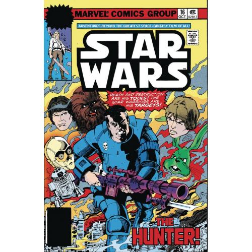 STAR WARS HUNTER 1 (VO)