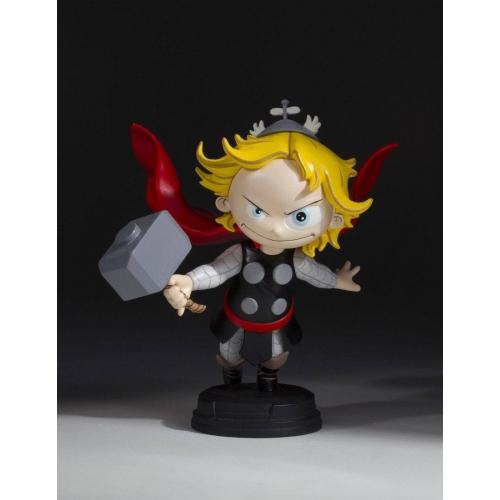 Figurine Gentle Giant Animated Statue Skottie Young :Thor