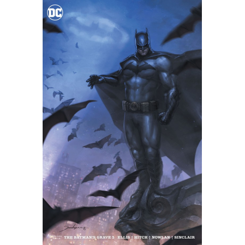 BATMANS GRAVE 3 (OF 12) VAR ED (VO)