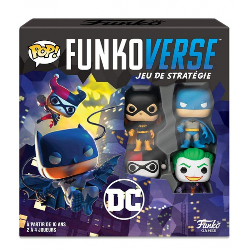Funkoverse Gotham City Rumble