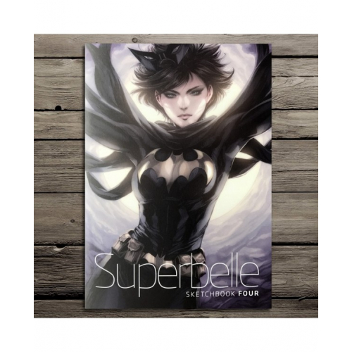 ARTGERM SUPERBELLE SKETCHBOOK FOUR signé (VO)