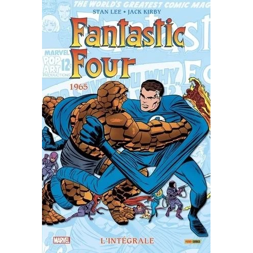 Fantastic Four: L'intégrale 1965 NED (VF)