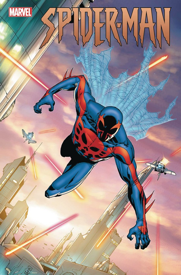 SPIDER-MAN 3 (OF 5) CAMUNCOLI 2099 VAR (VO)
