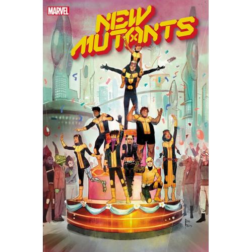 NEW MUTANTS 7 (VO)