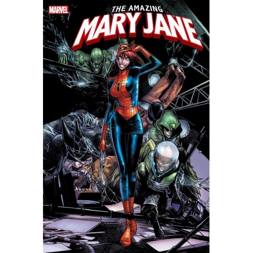 AMAZING MARY JANE 5 (VO)