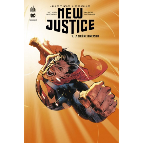 New Justice Tome 4 (VF)