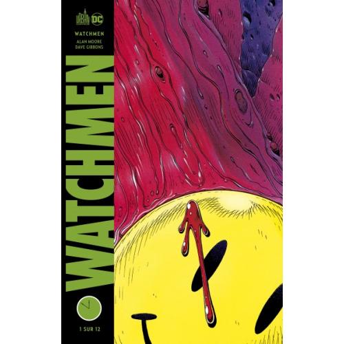 Watchmen numéro 1 (VF)