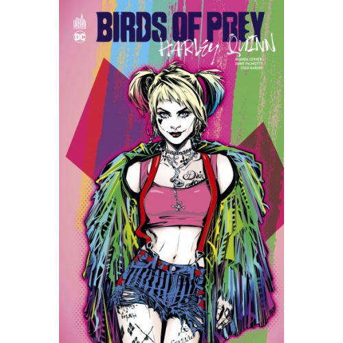 Birds of Prey – Harley Quinn (VF)