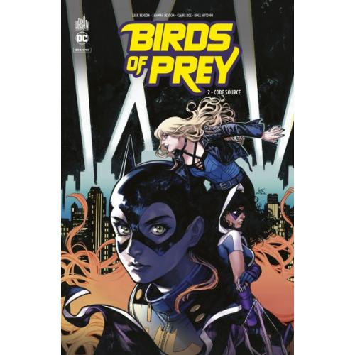 Birds of Prey Rebirth Tome 2 (VF)
