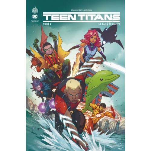Teen Titans Rebirth Tome 2 (VF)